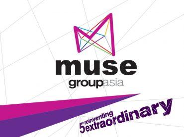 Creative Design Muse Group Asia | MeDee - บริษัทรับทำเว็บไซต์ กราฟฟิกดีไซน์