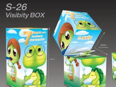 ออกแบบดีไซน์ Packaging design พร้อมลูกเล่น POP UP ในรูปแบบสิ่งพิมพ์ กราฟฟิก