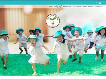 The-Tiny-Seeds School | MeDee - บริษัทรับทำเว็บไซต์ กราฟฟิกดีไซน์