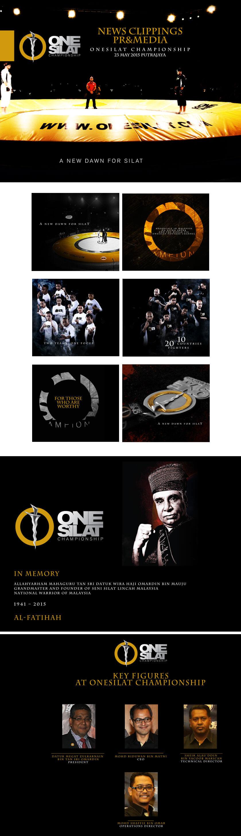 ออกแบบ Proposal OneSilat | MeDee - บริษัทรับทำเว็บไซต์ กราฟฟิกดีไซน์