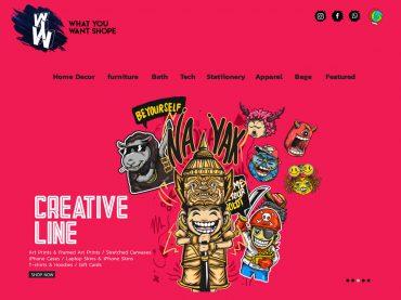 ออกแบบ ดีไซน์ เว็บไซต์ Responsive บนมือถือ ระบบ e commerce Ad facebook